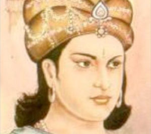King Ashoka of Mauryan Empire