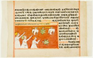 Ancient India Stories Panchatantra The Bullocks Balls