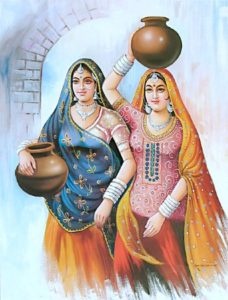 Ancient Indian Women Life