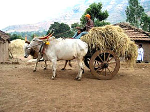 Ancient India Transportation via Land and Water