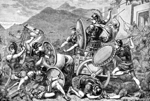 Ancient Indian Military: Aerial Warfare